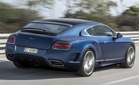 bentley v12 ares bentley continental gt v12 speed shooting brake photo