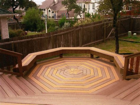 Curved Fire Pit Bench Decks His And Hers Construction