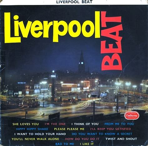 Liverpool Records Liverpool Beat Vinyl Lp Planet Earth Records