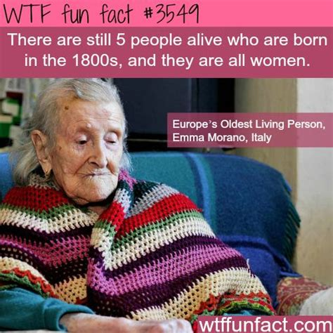 5 Interesting Reads For Today by Who Were Born In The 1800s And Still Alive Today