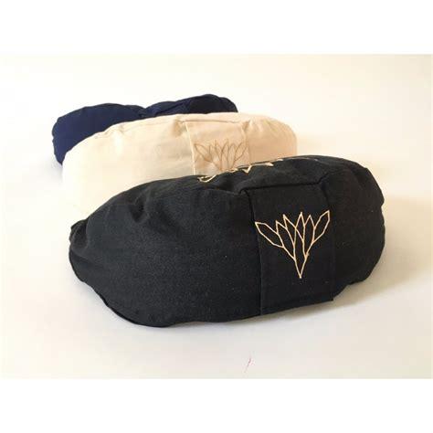 cuscino grano saraceno cuscino da meditazione imbottito di di grano saraceno