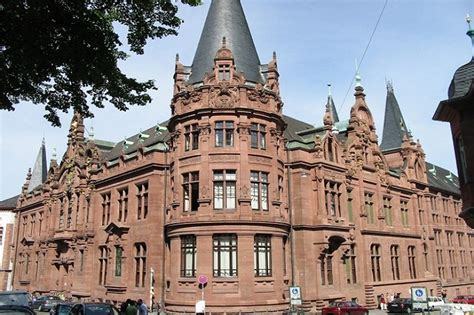 Of Heidelberg Germany Mba by Heidelberg Germany Courses Fees