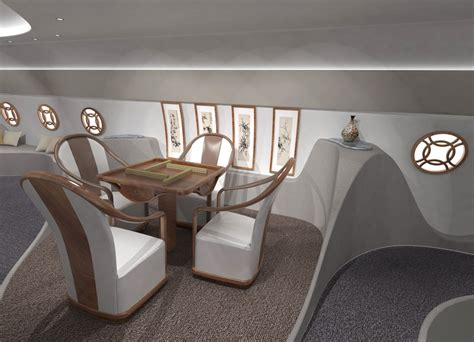 Haeco Cabin Solutions by Haeco Jet Solutions Launches Pioneering New Cabin Design Concept