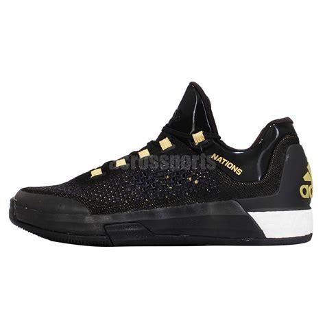 black and adidas basketball shoes adidas 2015 crazylight boost primekni black gold mens