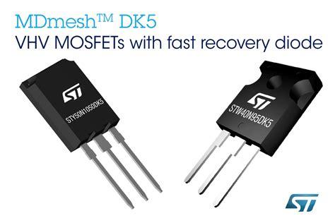step recovery diode nptel 高速リカバリ ダイオード内蔵の新しいmdmesh tm パワーmosfetを発表 stマイクロエレクトロニクスのプレスリリース