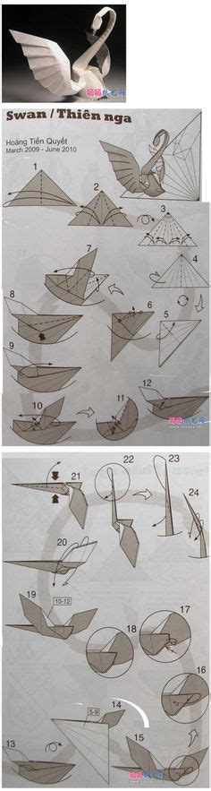 origami swan tutorial rigged ship origami origami wrapping