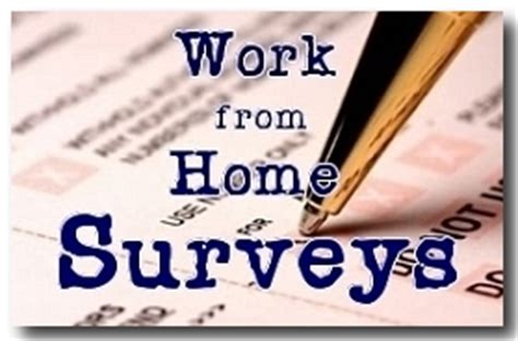 Work From Home Surveys Online - work from home surveystop paid surveys articles