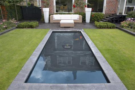 Zwembad Harde Rand by Vijverranden En Zwembadranden Garden