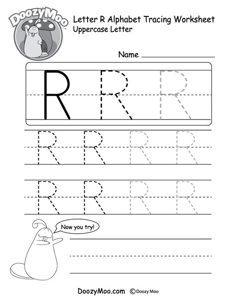 printable tracing letter r letter r tracing worksheets calleveryonedaveday