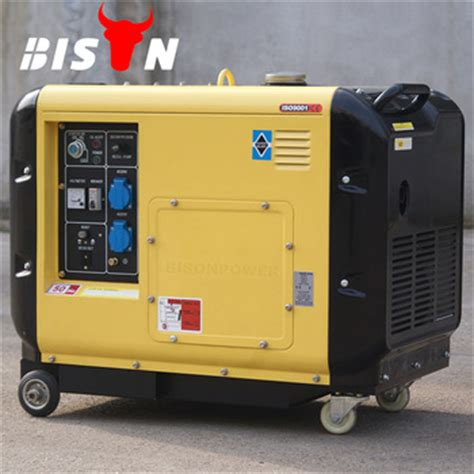 6500 5000w diesel generator set for sale 5kw 5kva silent