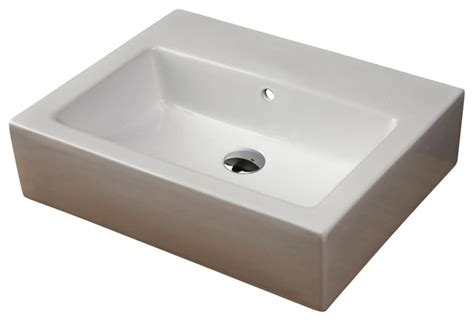 Modern Bathroom Basins Lacava Aquagrande Collection White Modern Bathroom
