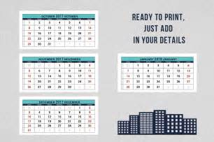 quarterly calendar template 2017 quarterly calendar template by peliken
