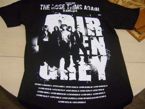 Dir En Grey 1 T Shirt dir en grey tour shirt 1 back by jlp319 on deviantart