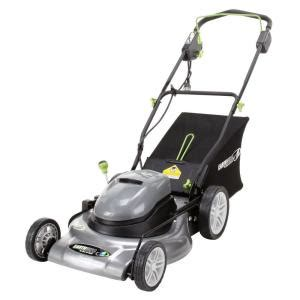 earthwise 20 in corded electric lawn mower 50220 the