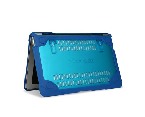 Max Cases Ap Es Mba 11 by Max Shell For 13 Quot Macbook Air Blue