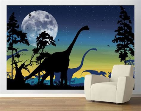 dinosaur wall mural 17 best ideas about dinosaur wall decals on dinosaur wall stickers dinosaur room