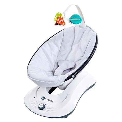 swing 4moms 4moms 174 rockaroo 174 infant swing grey classic target