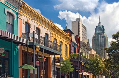 in mobile al explore the historic neighborhoods of mobile alabama