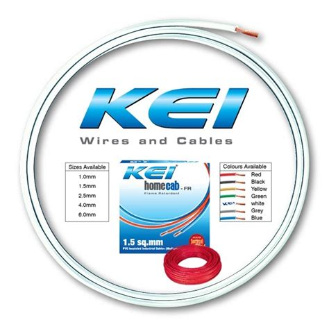 best house wiring cables india buy kei 1mm 180 mtr fr house wire at best price in india
