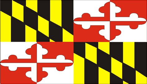Maryland State Search Maryland State Flag Printable Search Engine At Search