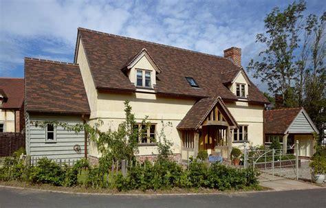 Oak Cottages by An Oak Frame Cottage Homebuilding Renovating