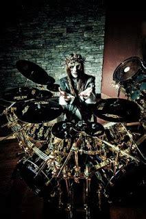 Kaos Joey Jordison Slipknot sablon kaos kita joey jordison drumer slipknot