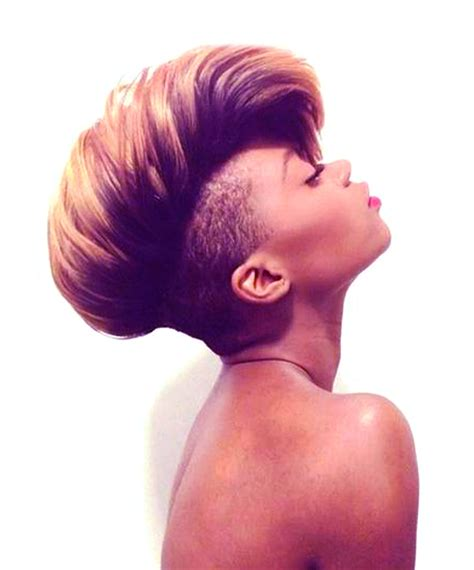 side shave hairsstyle american lighten up 15 best african american hairstyle trends