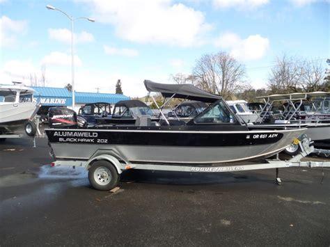 alumaweld boat dealers in oregon alumaweld blackhawk boats for sale