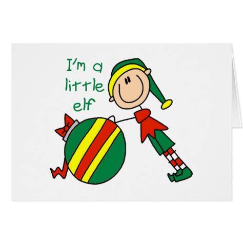 Elf Gift Card - christmas elf gift greeting card zazzle