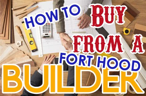 how to buy a new house how to buy a new construction home fort hood tx