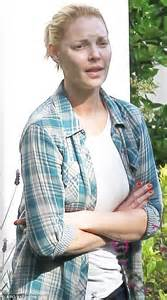 Makeup Lesson Katherine Heigls Look by Sleepless Nights Katherine Heigl Looks Tired And Washed