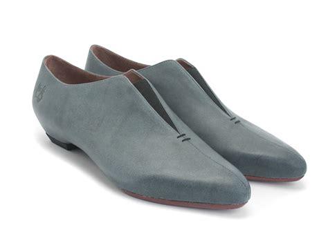 fluevog shoes fluevog shoes shop water blue pointed slip on shoe