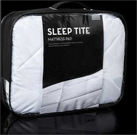 sleep tight bedding malouf sleep tight mattress pad