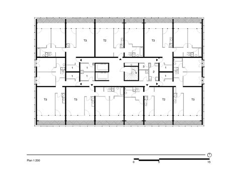 c foster housing floor plans gallery of urban renovation lormont lan architecture 15