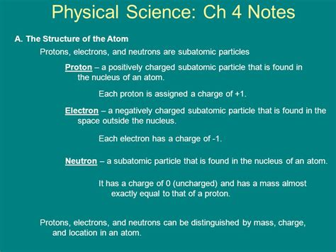 physical science section 4 1 studying atoms answers worksheets physical science chapter 4 atoms worksheets