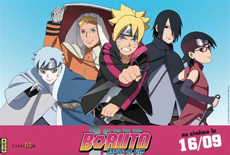 film naruto boruto vostfr le film anime boruto naruto le film avanc 233 d une semaine