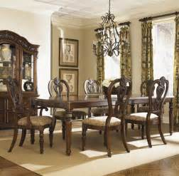 Wood Dining Room Sets by Dark Wood Dining Room Set Marceladick Com