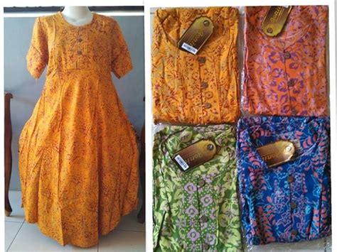 Gamis Murah Qonita Dress distributor baju daster batik pekalongan distributor