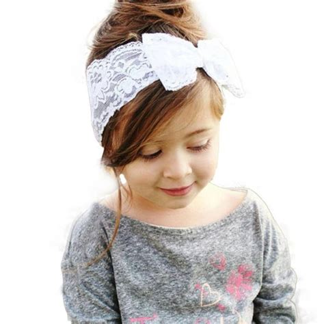 Lace Bow Hair Band 25 best baby hair bands ideas on bands