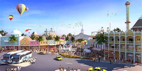 theme park melaka 10 taman tema baru yang bakal dibuka di malaysia iluminasi