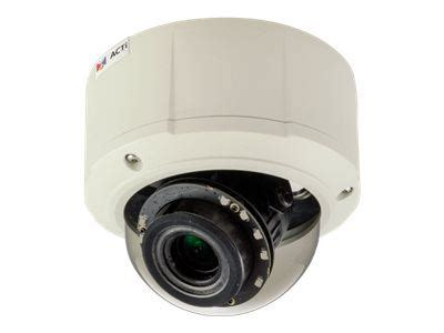 acti e816 10mp outdoor zoom dome ip camera
