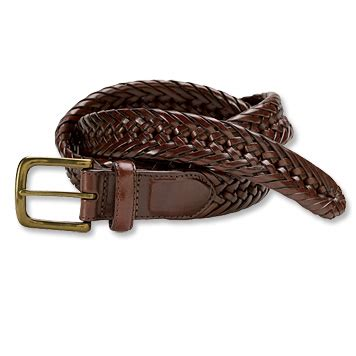 braided brown leather belt braided latigo leather belt
