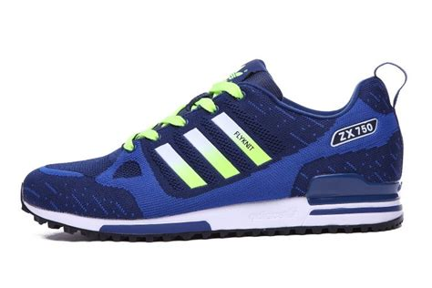 adidas flyknit adidas originals zx 750 flyknit mens shoes navy blue