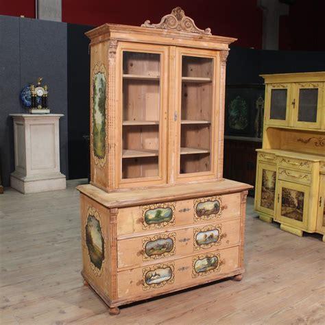mobili librerie antiche le parole dell antiquariato e collezionismo