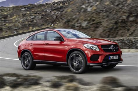 mercedes benz gle coupe revealed debuts amg sport