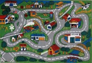 7 best images of printable roads for cars car