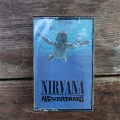 nirvana nevermind cassette nirvana cassette nirvana nevermind from kerrilendo
