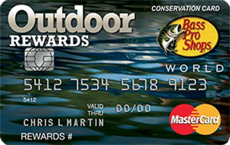 Bass Pro Gift Card Online - credit card application bass pro shops 174 outdoor rewards 174 mastercard 174