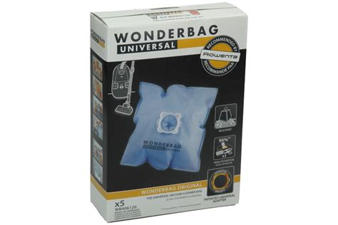 wonderbag universal original sacs pour aspirateur wb406120 fiyo fr