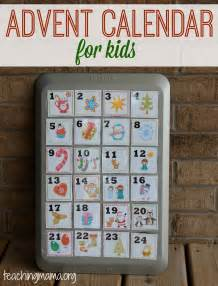 make own calendar with pictures advent calendar for